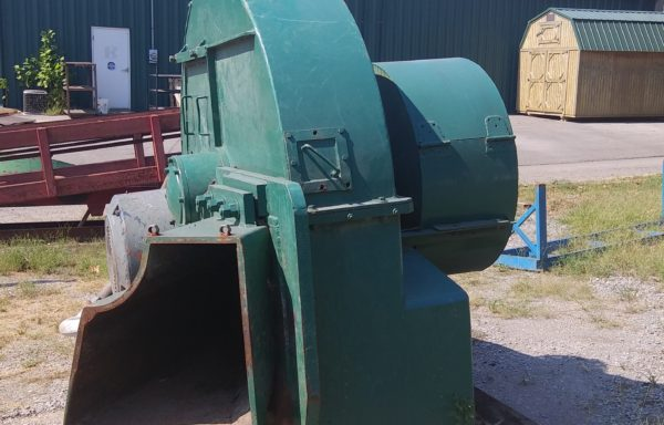 Precision Chipper, Cyclone and Shaker Screen