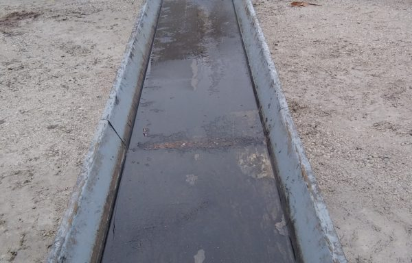 Webster Vibrating Conveyor