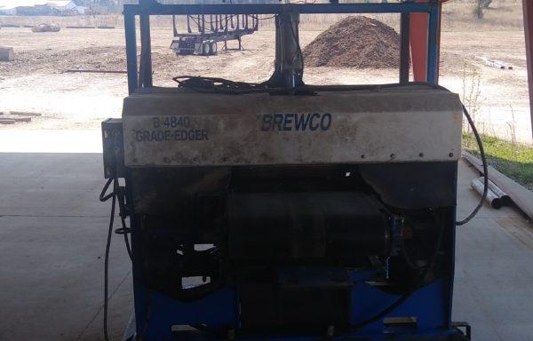 Brewco B4840 Grade Lumber Edger