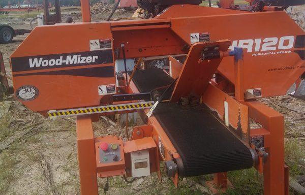 Wood-Mizer HR120 12″ Resaw