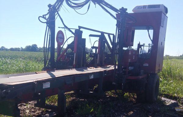 Meadow Mills Portable Sawmill – Three Headblock