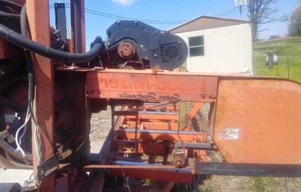 Wood-Mizer LT40 Portable Sawmill
