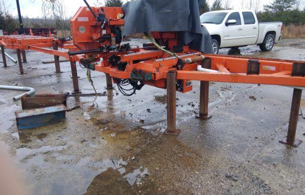 Wood-Mizer LT70 Portable Sawmill